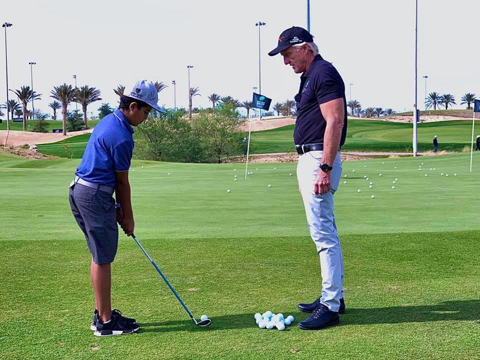 Greg Norman championship golf course to be developed in Diriyah, Saudi Arabia
