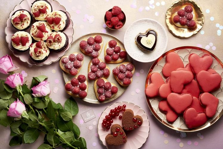 What Emirates chefs have planned for Valentine's Day