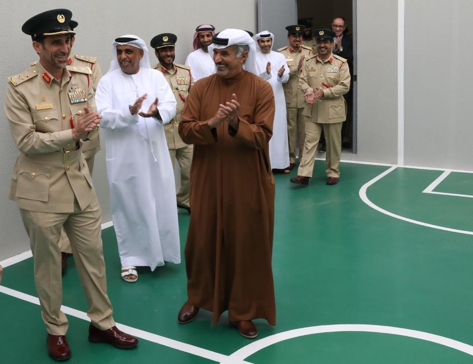 Dubai unveils sports plan to help rehabilitate criminals