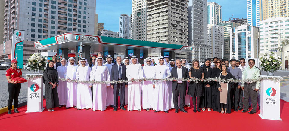 ENOC Group targets Dubai, Sharjah with new service stations in 2020