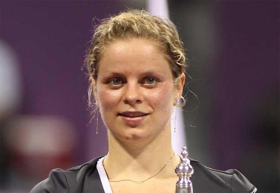 Former Grand Slam champion Clijsters announces comeback in Dubai