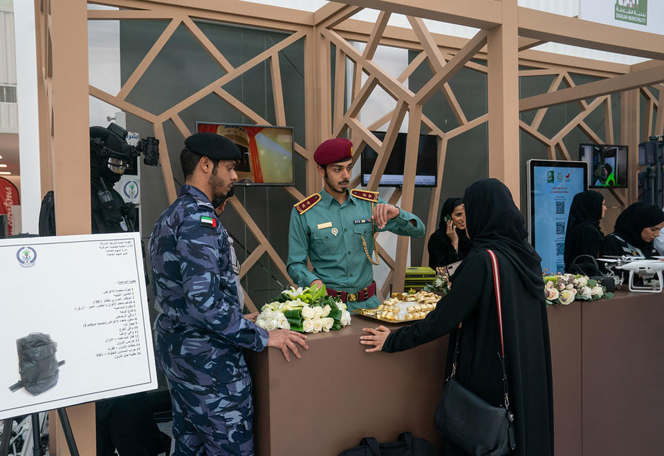 In pictures: Bodour Al Qasimi opens 'Innovation Month' activities in Sharjah