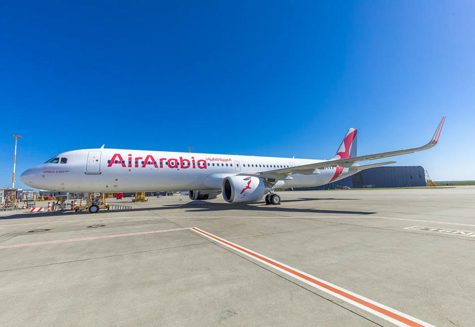 Air Arabia reports record profit on new routes, improved efficiencies