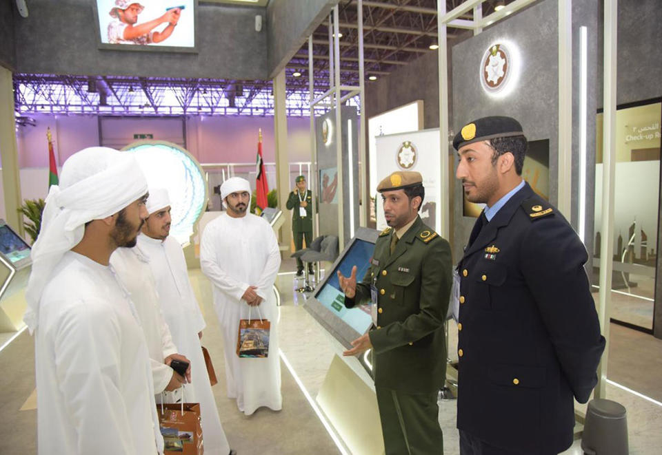 In pictures: National career exhibition kicks off in Sharjah