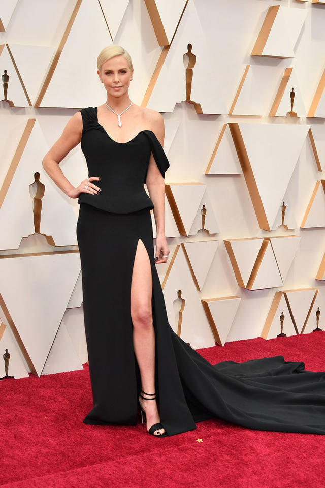 In pictures: A look at the style spotted on the Oscars 2020 red carpet