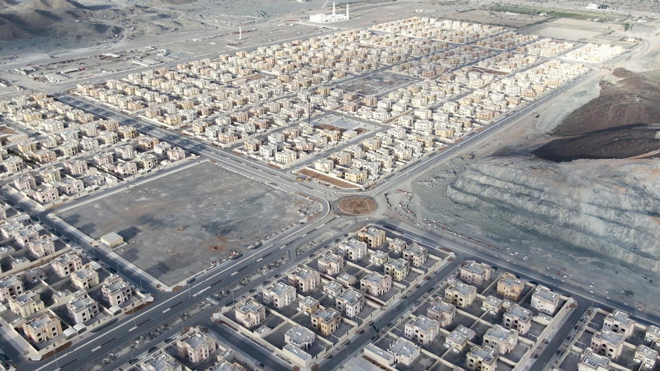 Construction completed on new $520m housing project in Fujairah