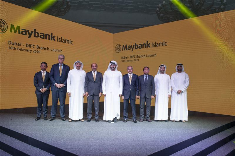 Malaysia's largest Islamic bank opens first overseas branch in Dubai