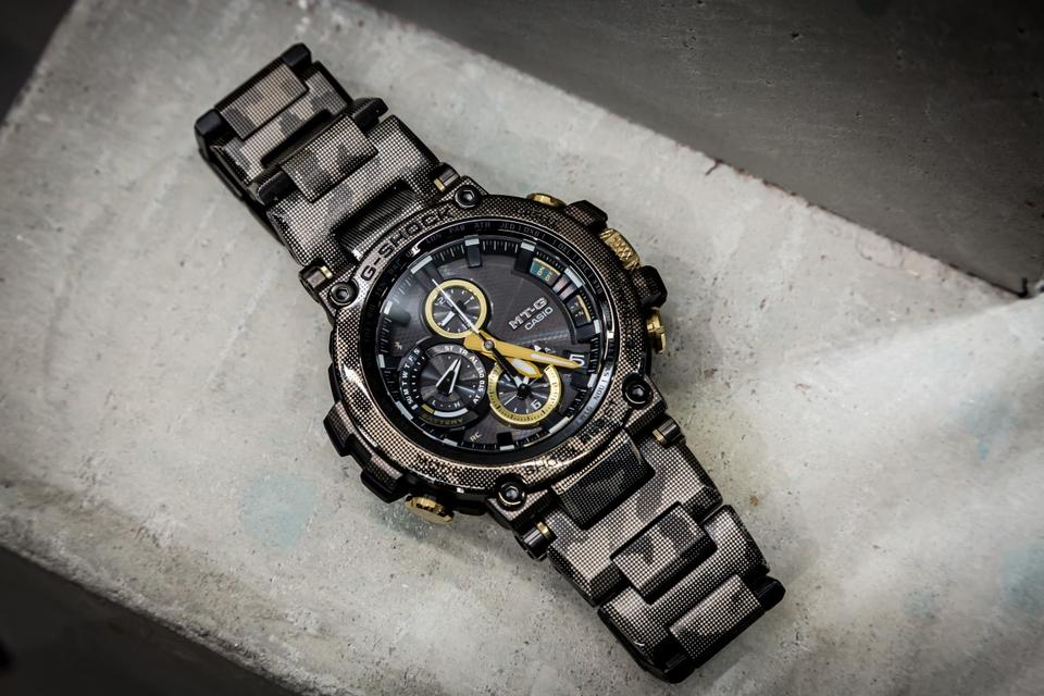 In pictures: Casio opens largest G-Shock stand-alone concept store in Dubai Mall