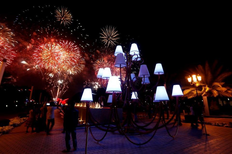 In pictures: Sharjah Light Festival 2020 dazzles spectators across emirate