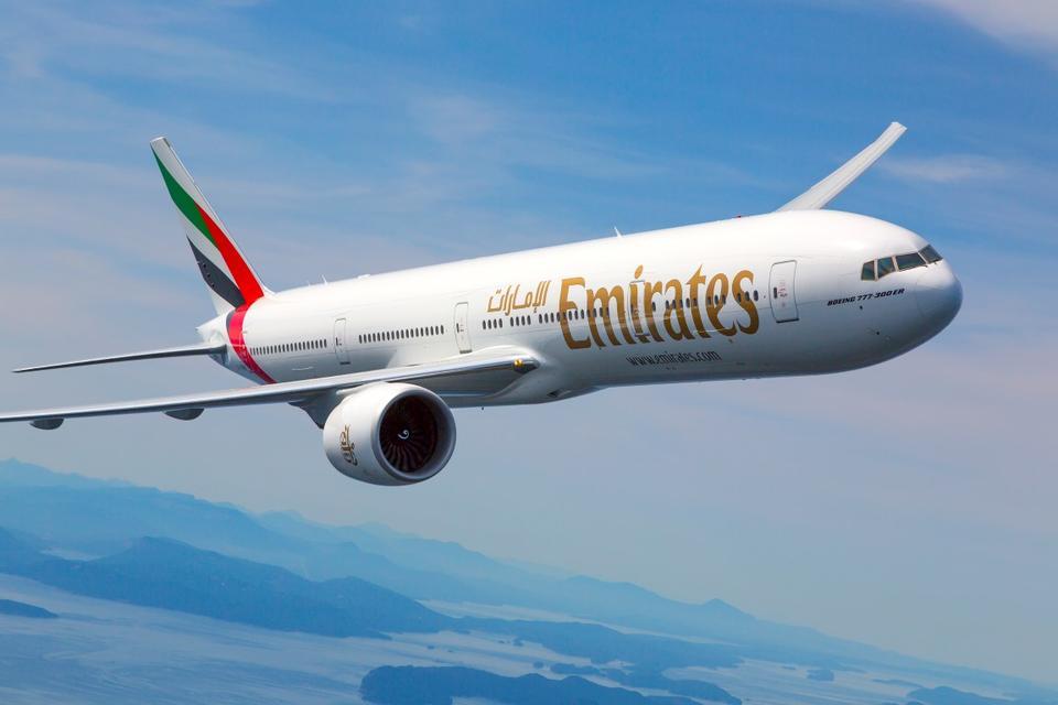 US man dies on Emirates airline flight from Dubai to Boston