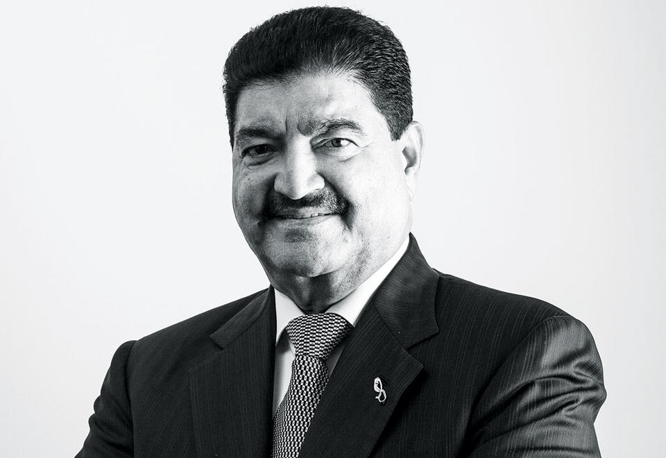 BR Shetty owes $250m in loans to India's Bank of Baroda