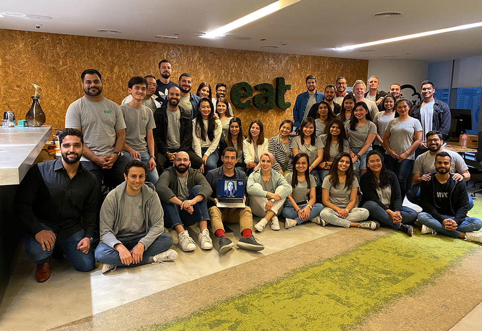 Dubai-based Eat App targets Saudi, Bahrain expansion after new funding
