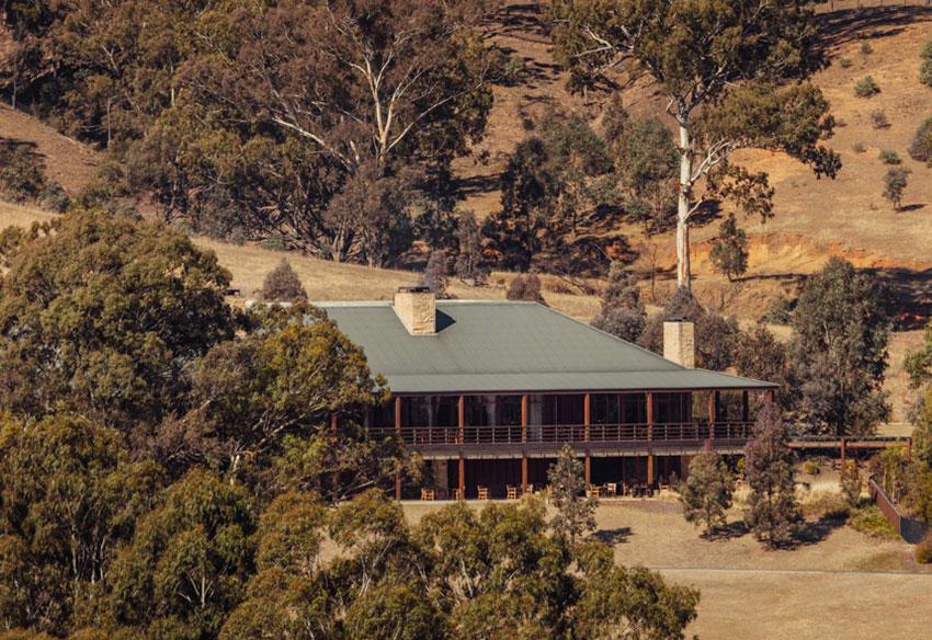 Emirates' $87m Australian resort reopens after bushfires
