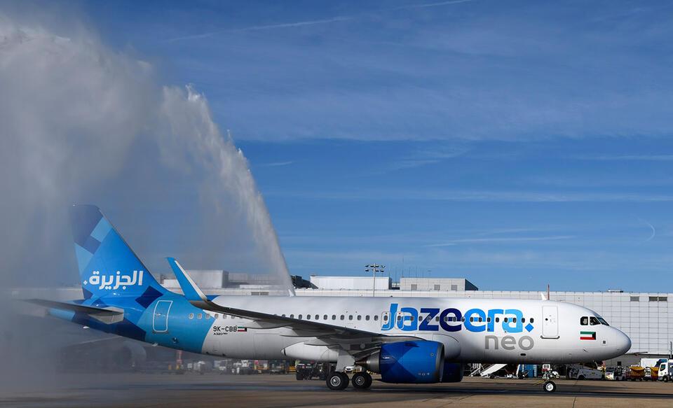 Kuwait's Jazeera Airways to launch flights to Sharjah
