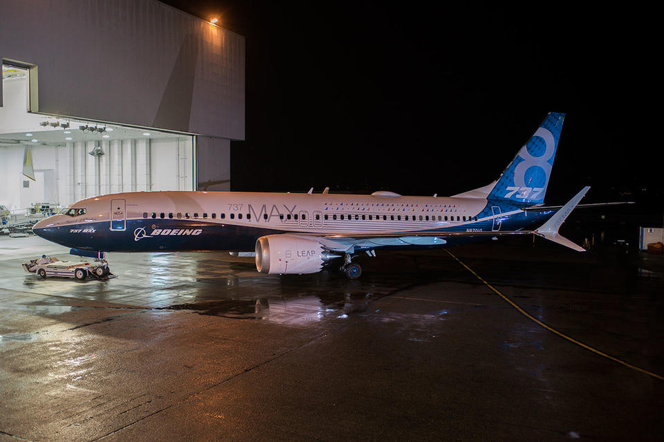 Boeing in new 737 Max setback after debris found in fuel tanks