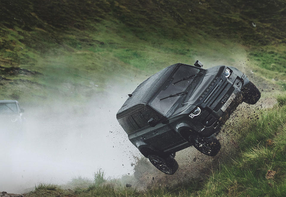 In pictures: Land Rover Defender in latest James Bond 007 'No Time To Die'