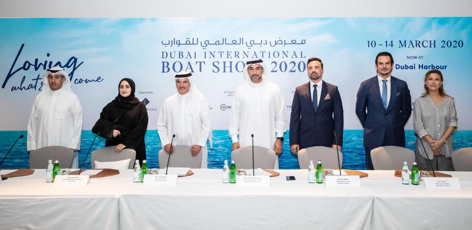 Dubai International Boat Show gets new home for 2020 edition
