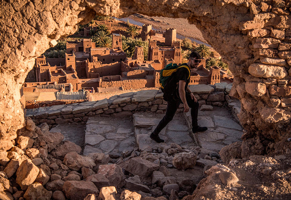 In pictures: Morocco's most famous fortress village hopes to draw 'Game of Thrones' fans