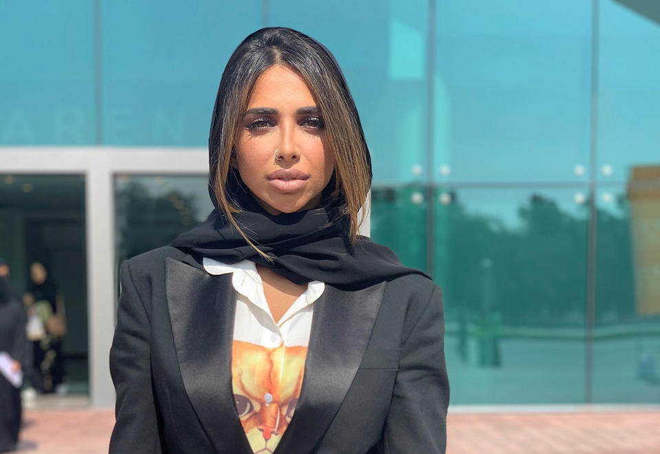 Emirati entrepreneur Sara Al Madani to launch at least three firms in 2020