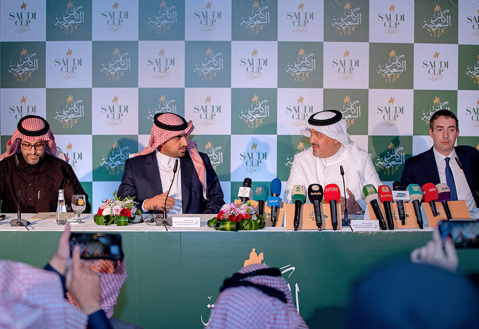 Saudi Cup: World's richest race set to cement kingdom's place on horse racing calendar