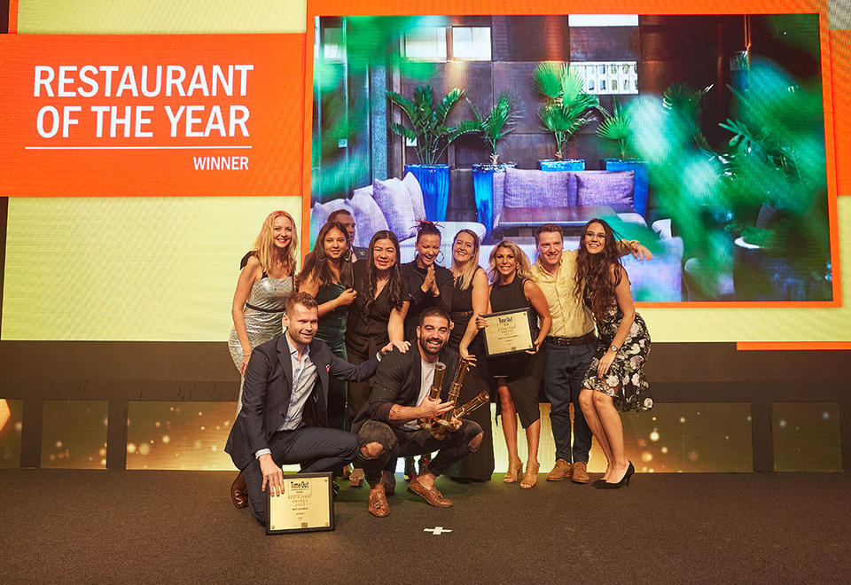 In pictures: Winners of the Time Out Dubai Restaurant Awards 2020