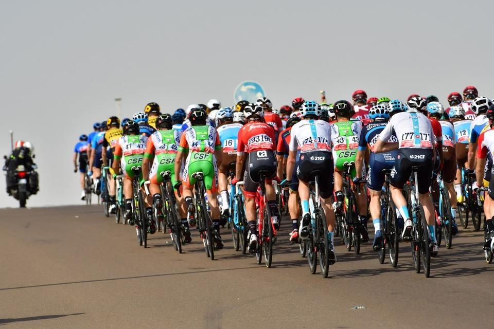 Over 200 cyclists launch UAE Tour in Dubai