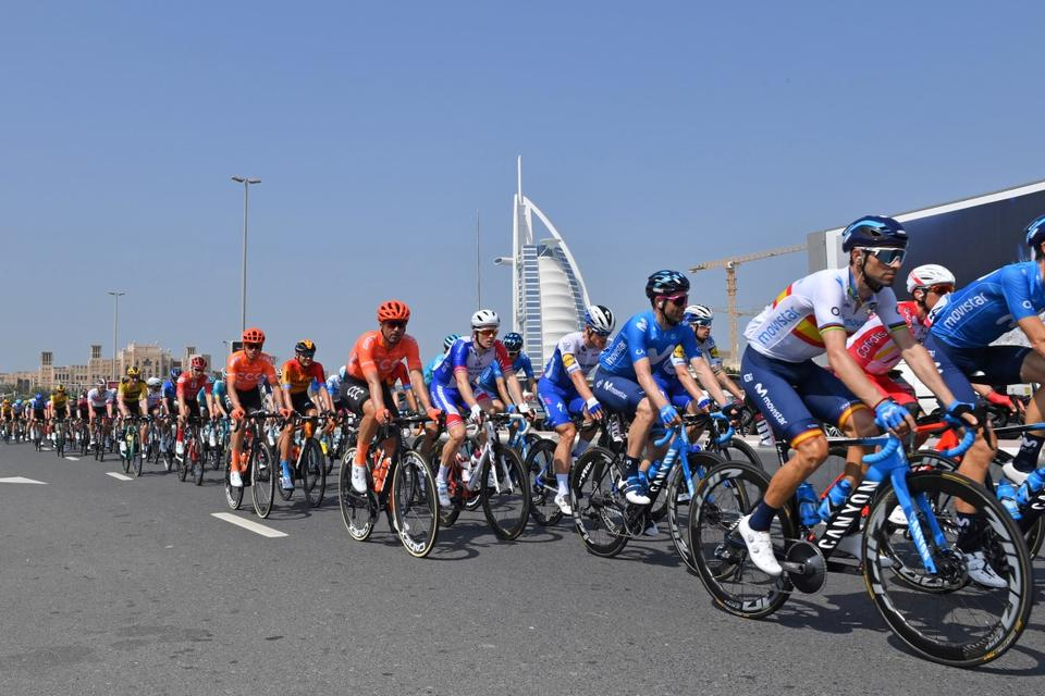 In pictures: Pascal Ackermann wins Dubai Silicon Oasis stage of UAE Tour 2020
