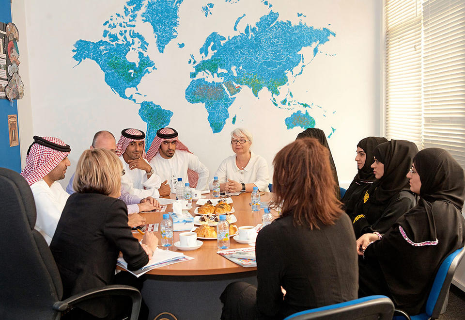 UAE launches '20 for 2020' to drive gender balance at board level