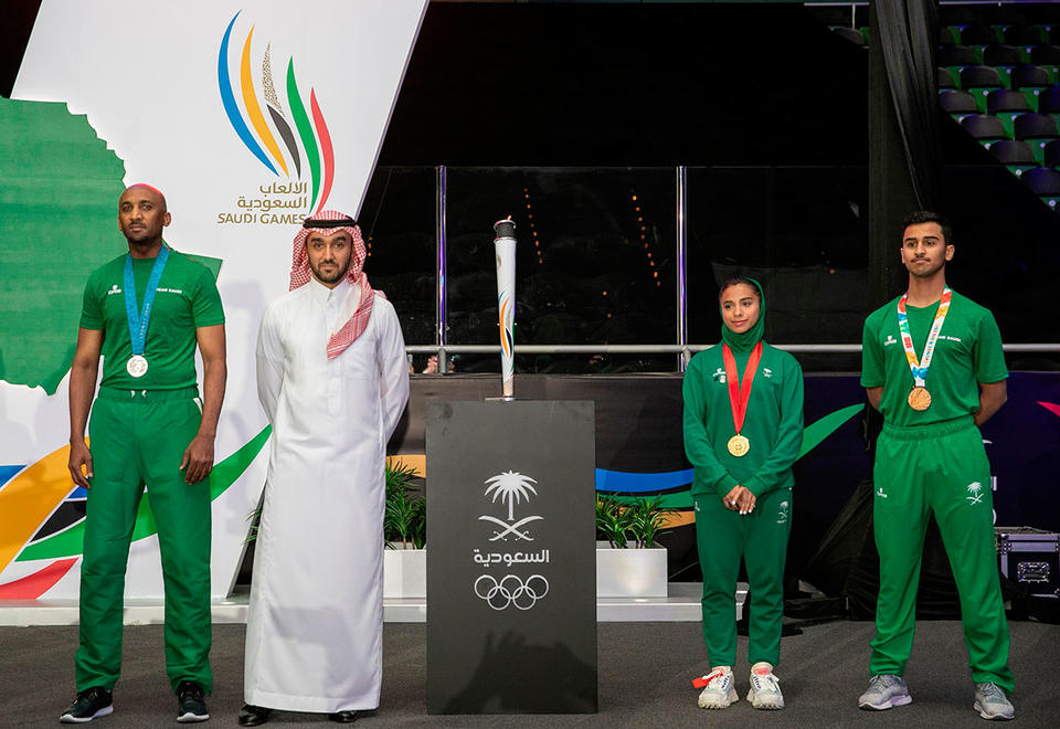 Saudi Arabia submits bid to host 2030 Asian Games in Riyadh