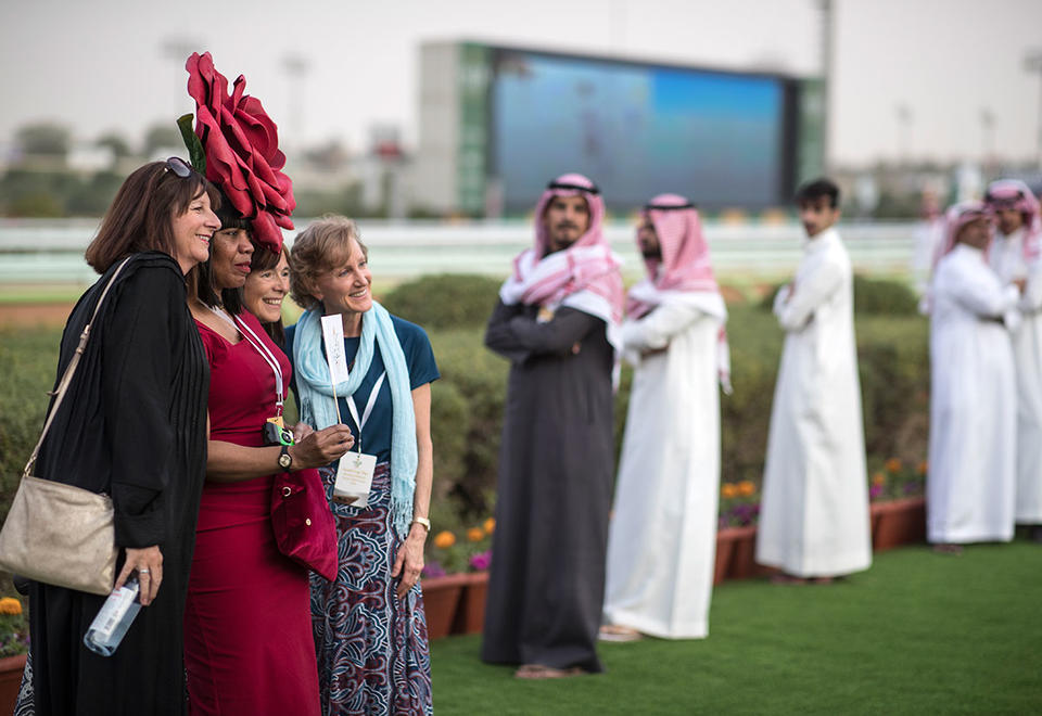 In pictures: Maximum Security wins the world's richest horse race