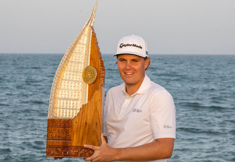 Finland's Sami Valimaki wins Oman Open after dramatic play-off