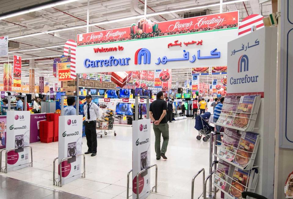 Majid Al Futtaim to open 15 Carrefour stores in GCC by end of 2020