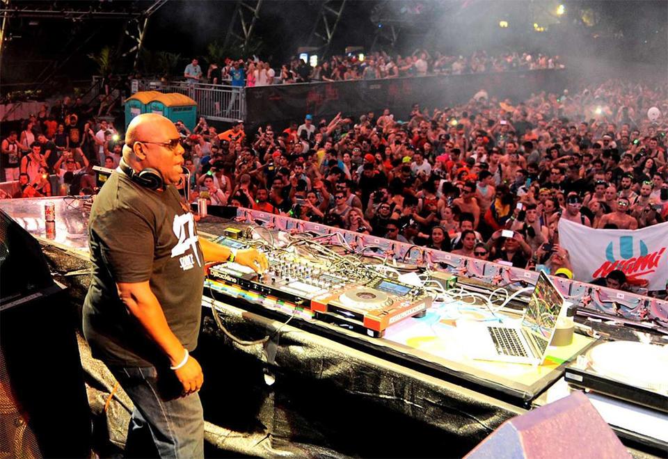 Ultra Music Festival Abu Dhabi postponed amid coronavirus fears