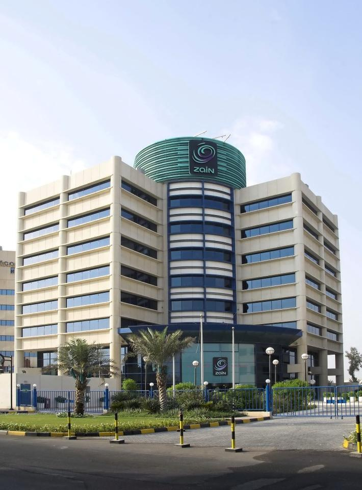 Kuwait Zain telecom Q2 net profits slide over pandemic