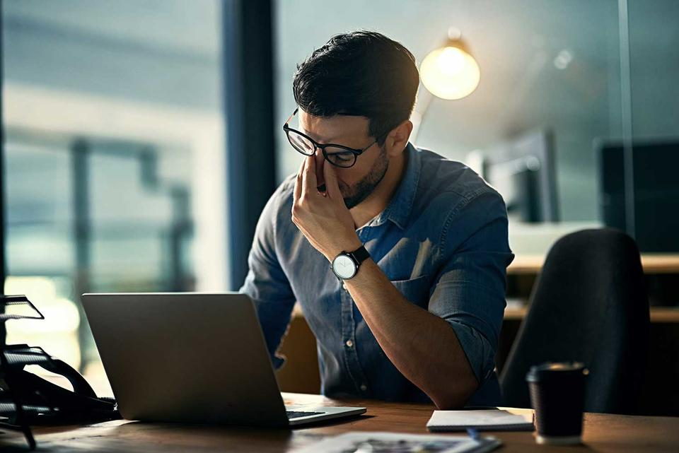 How work-related stress compares globally in the UAE