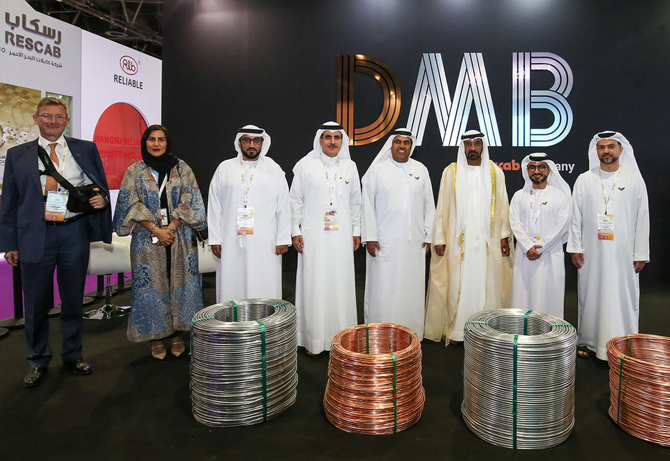 In pictures: Sheikh Ahmed opens Middle East Energy 2020