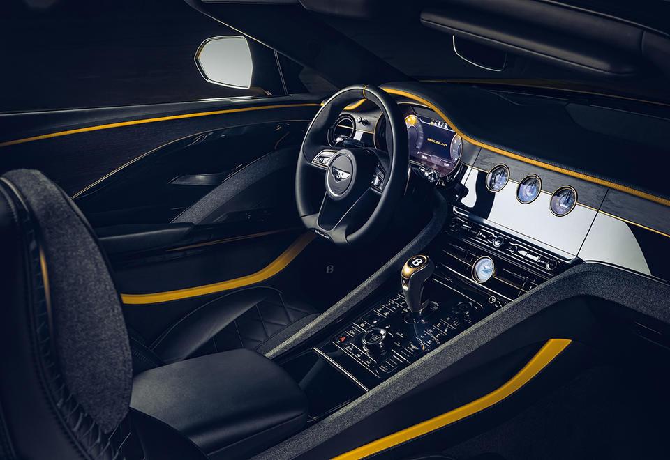 In pictures: Bentley's new $2 million convertible Mulliner Bacalar grand tourer