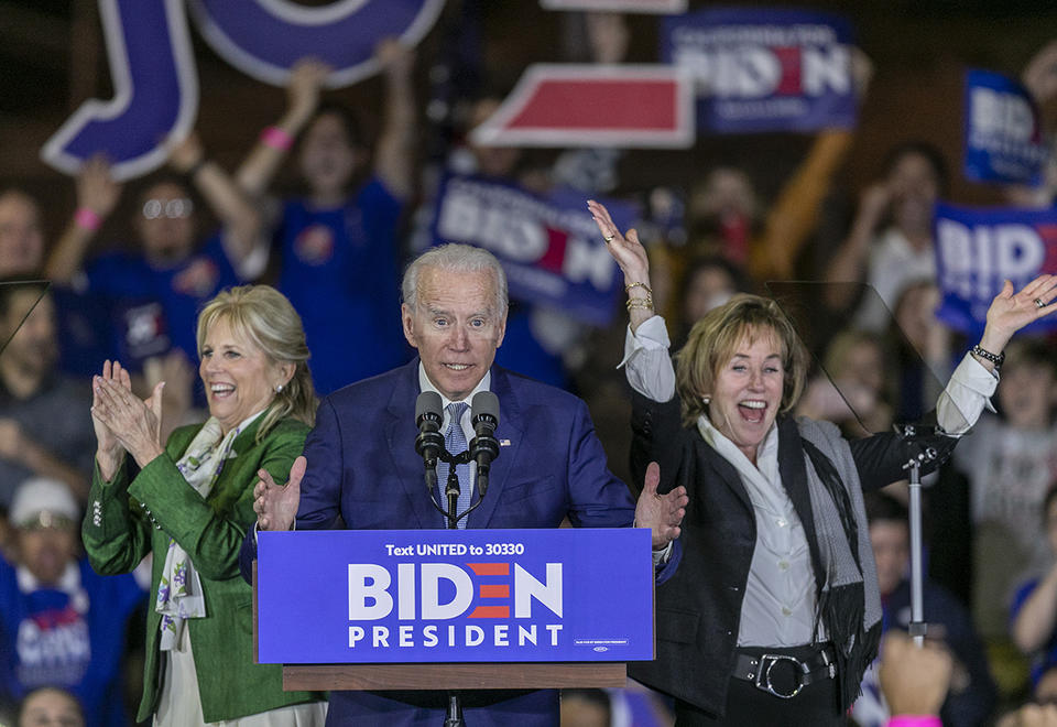 US elections: Joe Biden seizes momentum with strong Super Tuesday