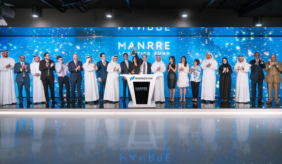 Dalma Capital logistics fund joins Nasdaq Dubai