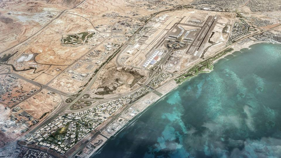 Muscat Airport City expects $1.5bn in foreign investment
