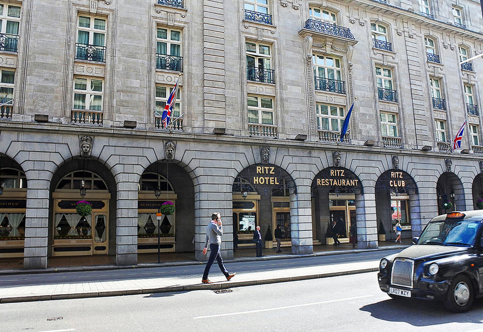 Saudi interest in London's Ritz Hotel, amid bids of over $1.3bn