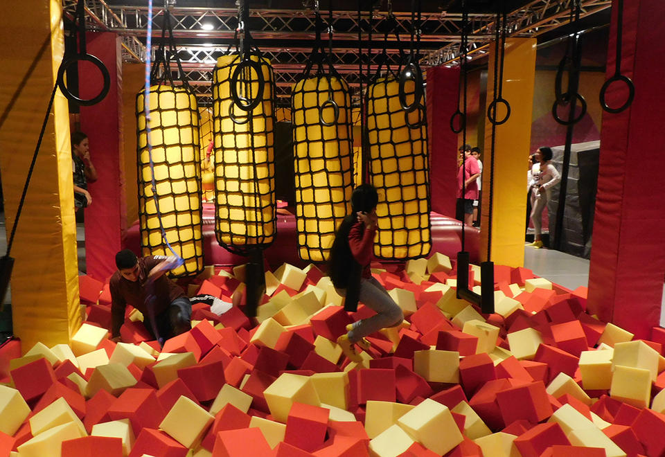 In pictures: Xtreme Zone launched at The Galleria Al Maryah Island