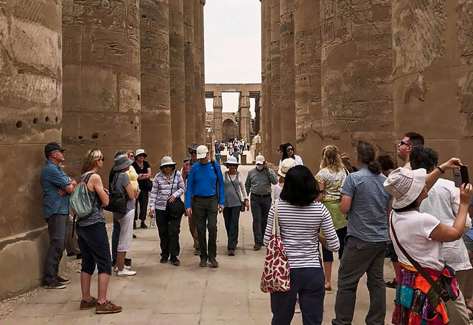 Egypt's fragile tourism sector braces for virus impact