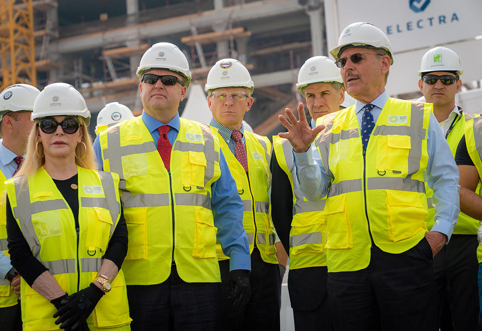Construction begins at US Expo 2020 Dubai pavilion