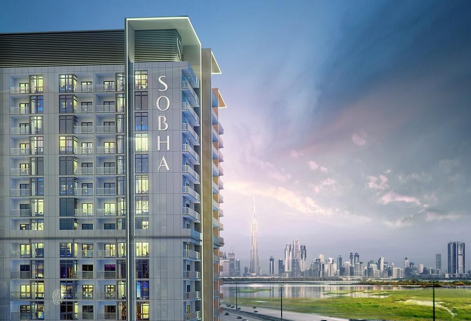 Developer Sobha launches Creek Vistas tower in Dubai