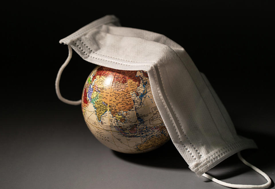 Global recession 'not as deep as expected' amid coronavirus crisis