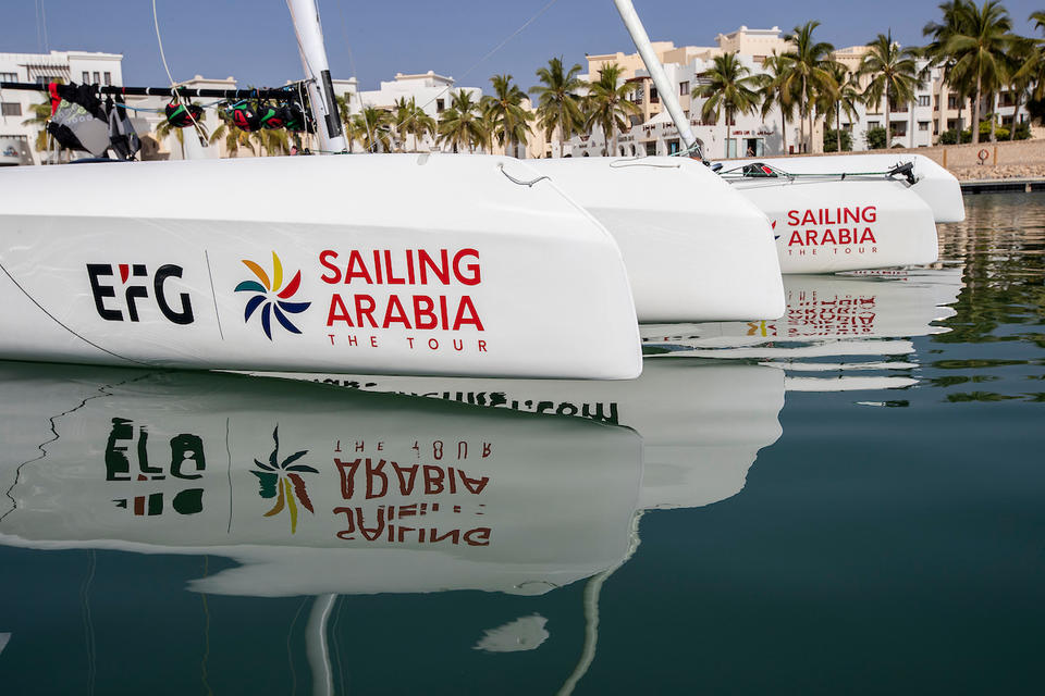 In pictures: 2020 EFG Sailing Arabia - The Tour a success both on and off the water