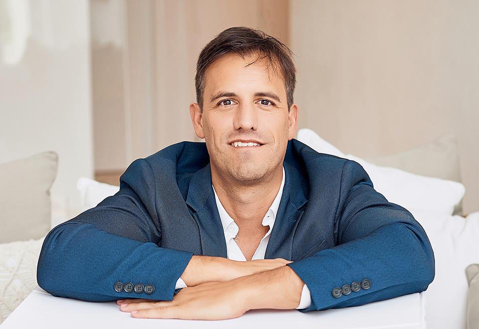 Entrepreneur of the Week: Francisco Pellegrini, CEO of Yalla Baby Box