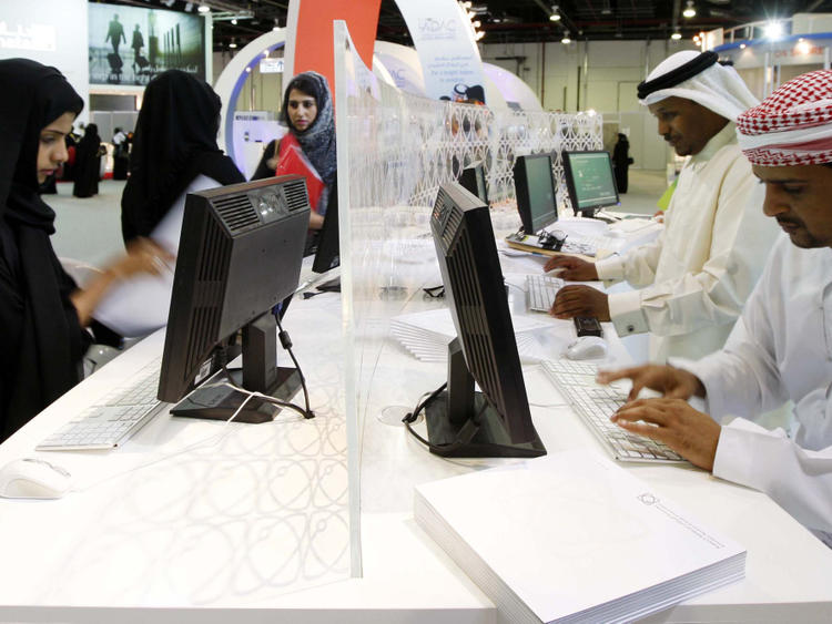 At risk gov't staff asked to work from home as UAE virus cases rise