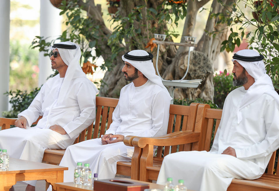 In pictures: Sheikh Mohammed meets Mohamed bin Zayed in Dubai